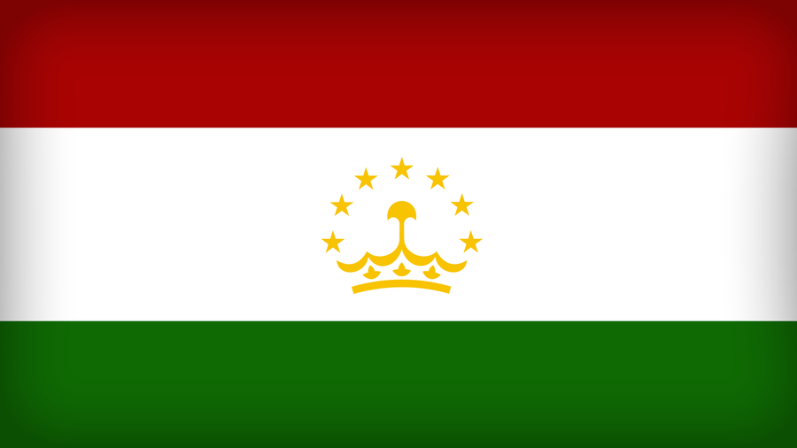 Tajikistan Tourist Visa (Tajikistan Flag)