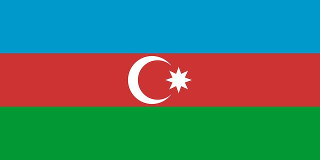 Azerbaijan tourist visa Azerbaijan flag