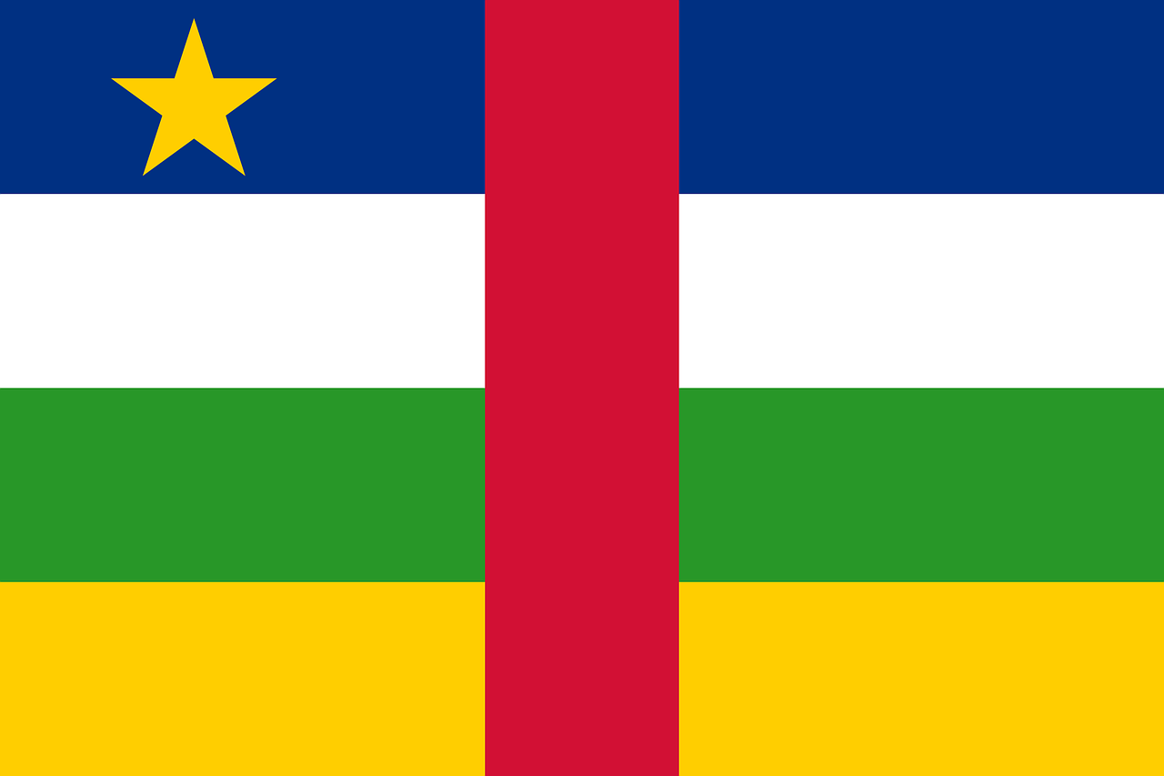 Central African Republic Tourist Visa