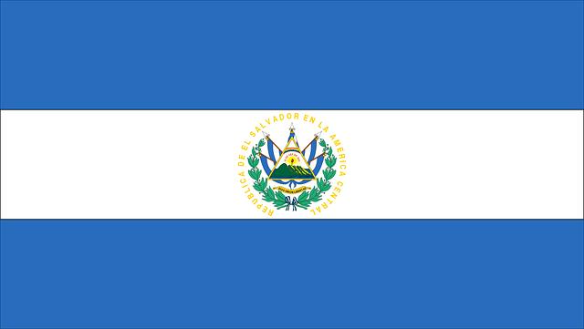 El Salvador Tourist Visa (El Salvador Flag)