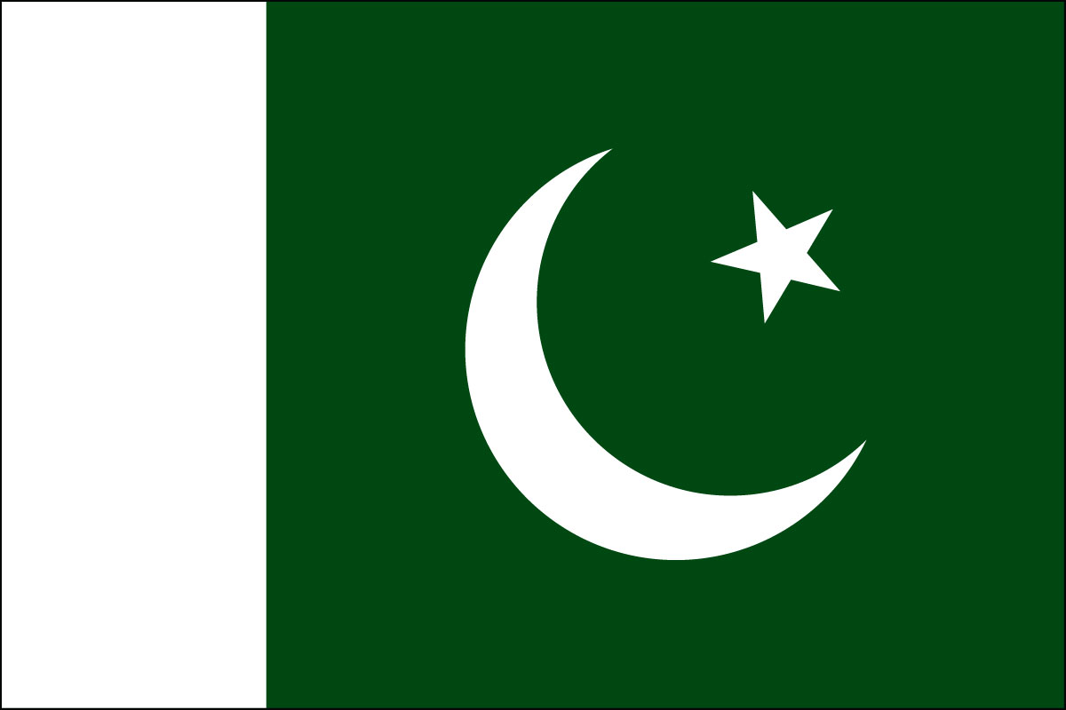 Pakistan Business Visa (Pakistan Flag)