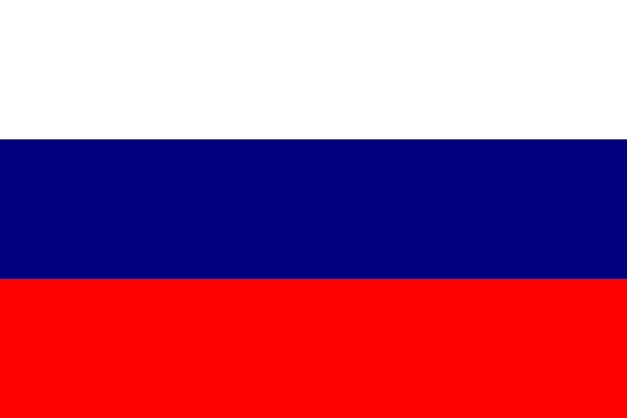 Russia Tourist Visa (Russian Flag)