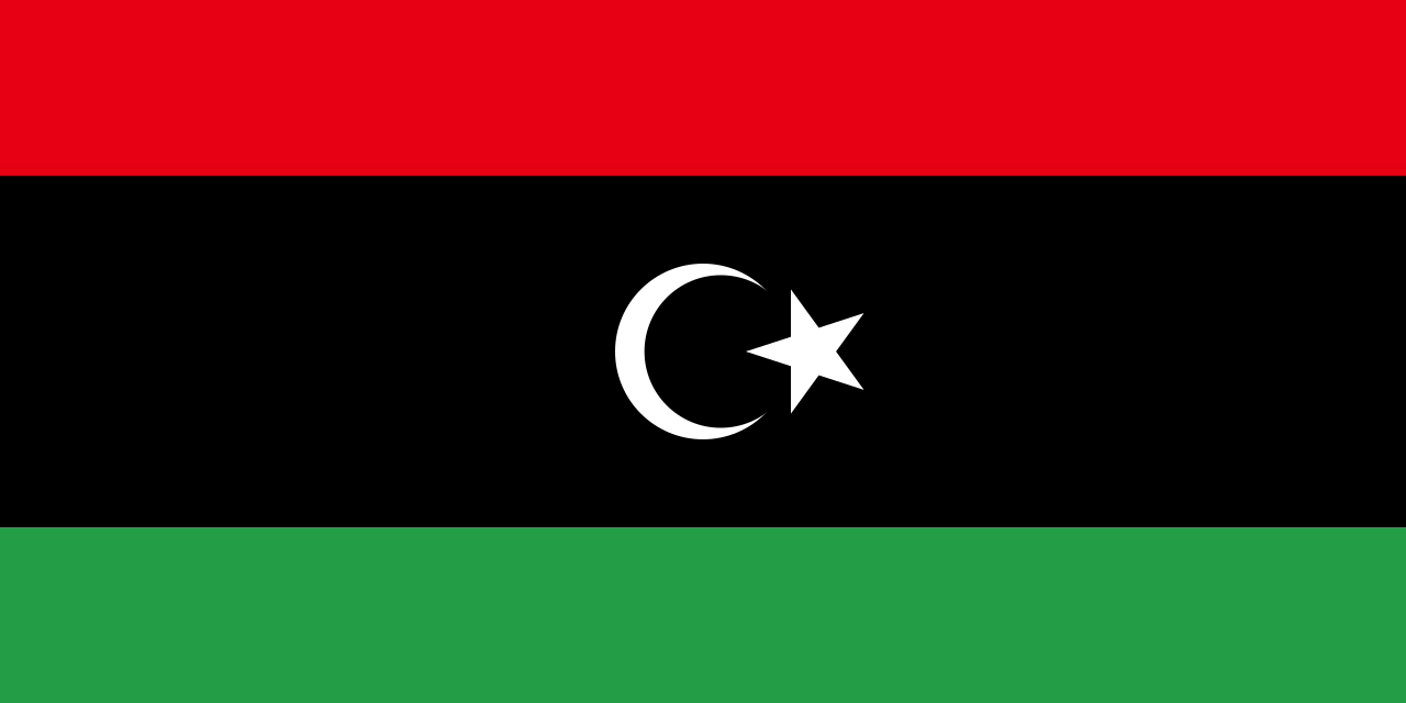 Libya Business Visa (Libya Flag)