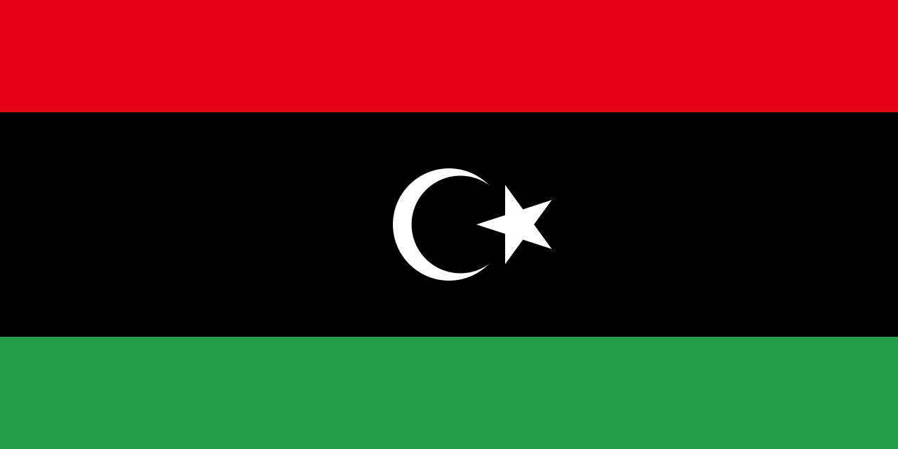 Libya Tourist Visa (Libya Flag)